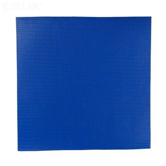 "Solid Safety Cover Patch Blue, 8.5""x11"" Self Adhesive"