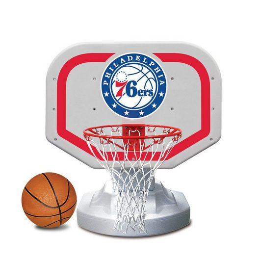 Poolmaster  Philadelphia 76ers NBA Poolside Basketball Game