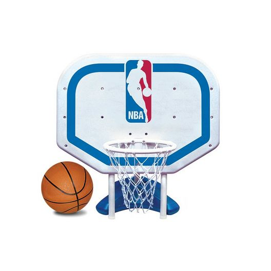 Poolmaster - NBA Logo Pro Rebounder Poolside Basketball Game - 365499