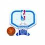 NBA Logo Pro Rebounder Poolside Basketball Game