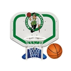 Boston Celtics NBA Pro Rebounder Poolside Basketball Game