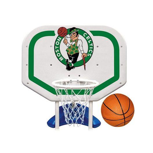 Poolmaster - Boston Celtics NBA Pro Rebounder Poolside Basketball Game - 365501