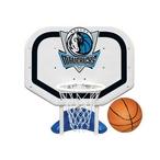 Poolmaster - Dallas Mavericks NBA Pro Rebounder Poolside Basketball Game - 365507
