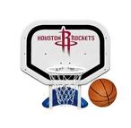 Houston Rockets NBA Pro Rebounder Poolside Basketball Game