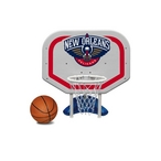 Poolmaster - New Orleans Pelicans NBA Pro Rebounder Poolside Basketball Game - 365517