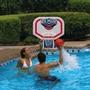 New Orleans Pelicans NBA Pro Rebounder Poolside Basketball Game