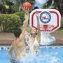 Philadelphia 76ers NBA Pro Rebounder Poolside Basketball Game