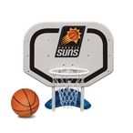 Phoenix Suns NBA Pro Rebounder Poolside Basketball Game