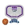 Sacramento Kings NBA Pro Rebounder Poolside Basketball Game
