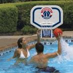 Poolmaster - Washington Wizards NBA Pro Rebounder Poolside Basketball Game - 365528