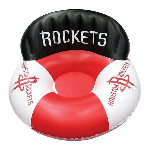 Poolmaster - Houston Rockets NBA Luxury Drifter Pool Raft - 365540