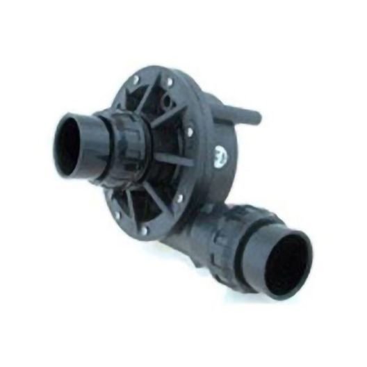 Wet End, Side Dsch 3/4HP with 1-1/2in. Unions