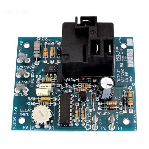 Raypak - PC Board Pump Relay