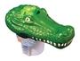 Poolmaster 32132 Clori-Gator Green Floating Chlorine Tab Dispenser
