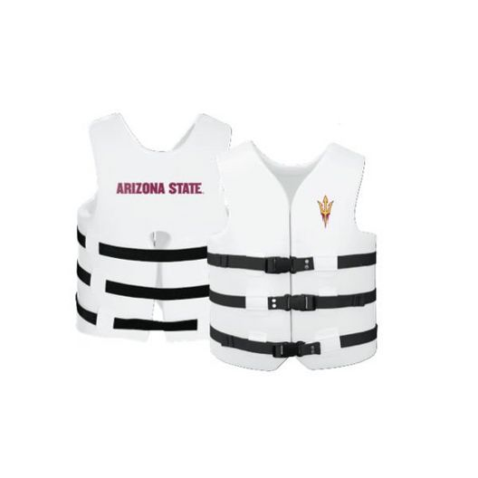 Super Soft Life Vest, Arizona State, Adult Large