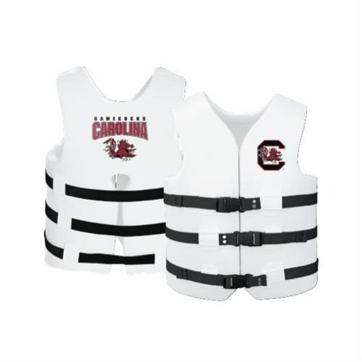 Super Soft Life Vest, South Carolina, Adult Large