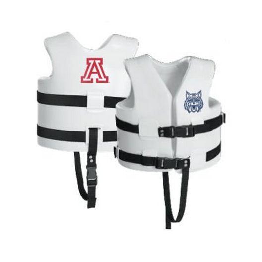 Texas Recreation  Super Soft Life Vest University of Arizona Child Small
