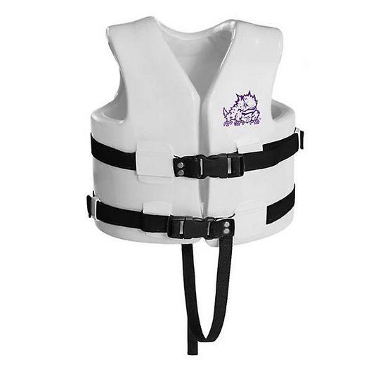 Texas Recreation - Super Soft Life Vest, TCU, Child Small - 366329