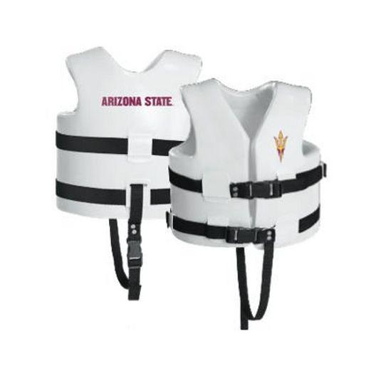 Texas Recreation - Super Soft Life Vest, Arizona State, Child Extra Small - 366335