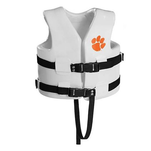 Texas Recreation - Super Soft Life Vest, Clemson, Child Extra Small - 366336