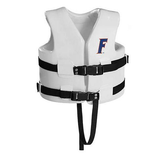 Texas Recreation - Super Soft Life Vest, University of Florida, Child Extra Small - 366337