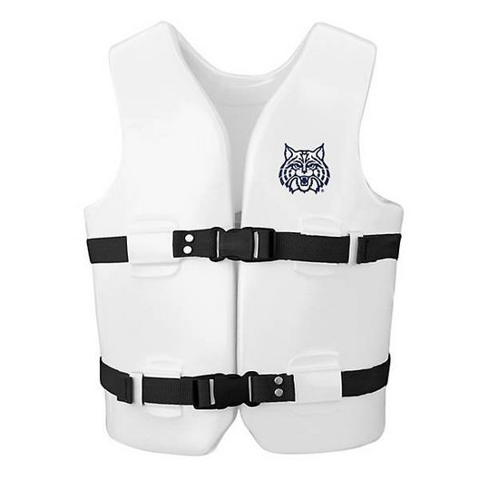 Texas Recreation - Super Soft Life Vest, University of Arizona, Child Medium - 366347