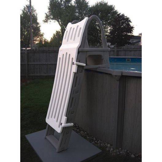 Confer Plastics - Gate Attachment for 7200 Roll-Guard A-Frame Safety Ladder - 366414