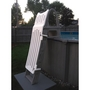 Gate Attachment for 7200 Roll-Guard A-Frame Safety Ladder