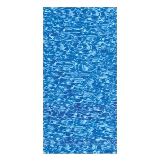 Overlap 18' x 34' Oval All Swirl 48/52 in. Depth  Above Ground Pool Liner, 20 Mil