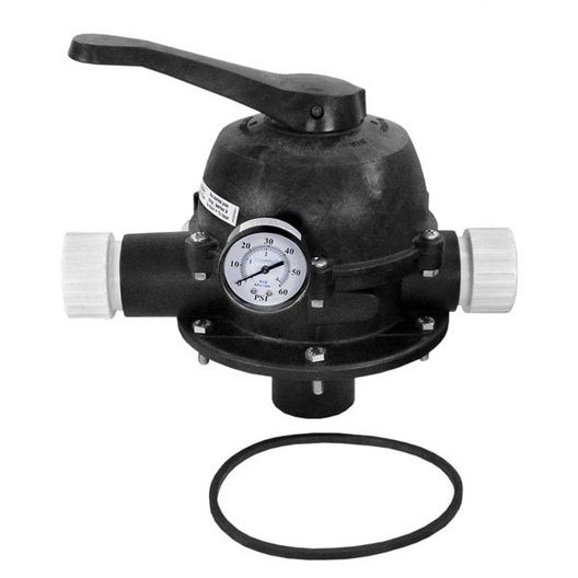 Jacuzzi® - Replacement 6-Way Dial Valve inc.# 2-3 19 - 366880