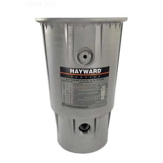 Hayward - Filter Body w/Flow Diffuser, EC40AC - 367189