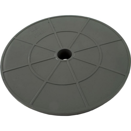 Waterway - Replacement Lid Front Access Gray