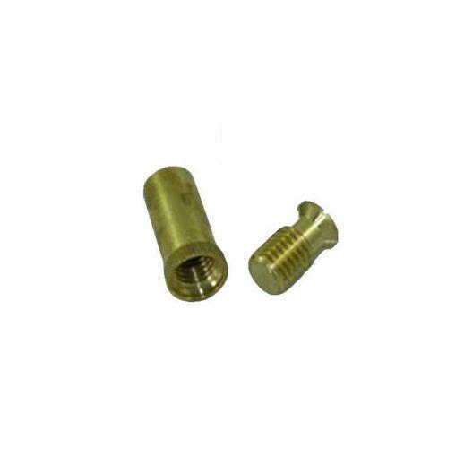 Loop Loc - Brass Anchor - 367247