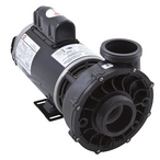 Viper 56-Frame 4HP Dual-Speed Spa Pump, 2-1/2in. Intake, 2-1/2in. Discharge, 230V