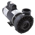 Waterway - Viper 56-Frame 4HP Dual-Speed Spa Pump, 2-1/2in. Intake, 2-1/2in. Discharge, 230V - 367361