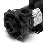 Waterway - Hi-Flo Side Discharge 1-1/2HP Dual-Speed Spa Pump, 230V - 367382