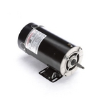 Flex-48 48Y Thru-Bolt 2 or 0.25 HP Dual Speed Above Ground Pool Motor, 10.5/2.6A 230V