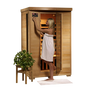 2-Person Sauna with Carbon Heaters