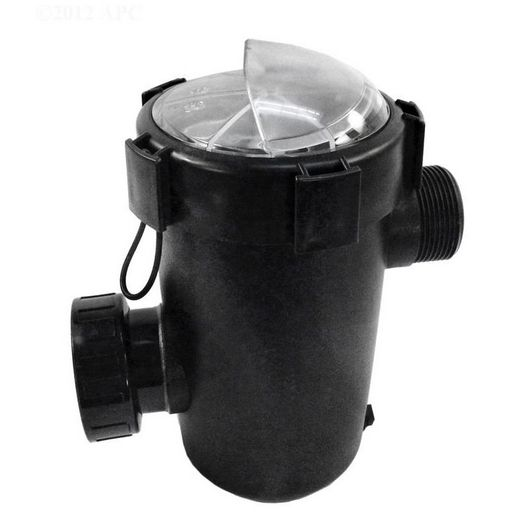 Complete Pump Strainer with Union, Astra Max