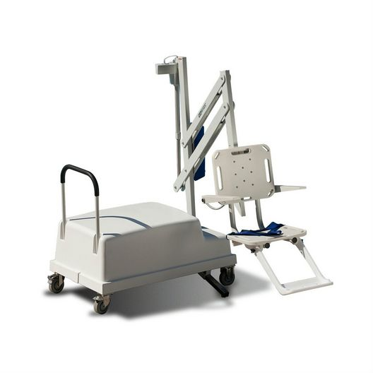Pool Lift with Armrest