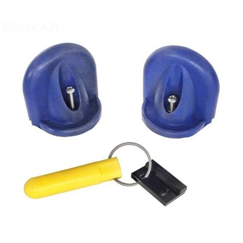 Aqua Products - Rubber bumper blue T2 2006 mod.