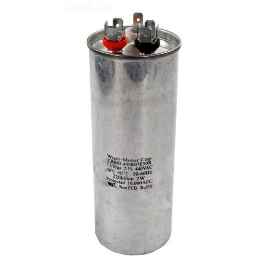 Pentair  Capacitor Model 100I