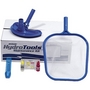 Basic Maintenance Kit - Vac Head, Dual Test Kit, Leaf Skimmer and Thermometer