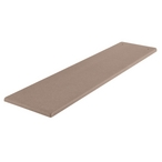 Frontier III 8' Replacement Board, Taupe with Matching Tread