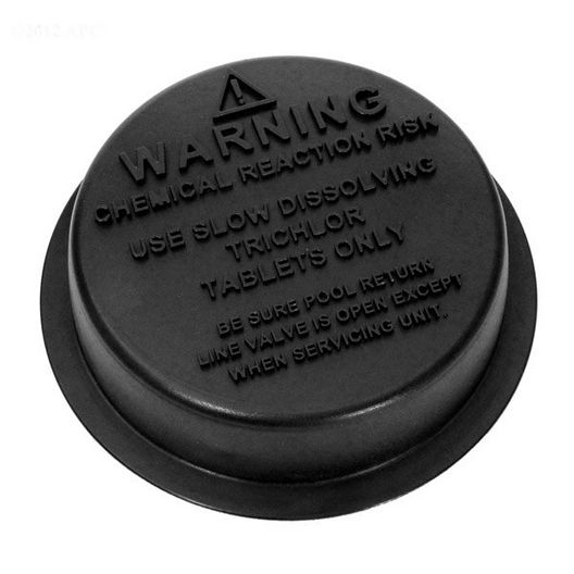 Chlorine Canister Cap