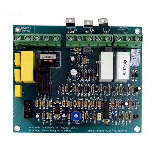 Duoclear Power PC Board