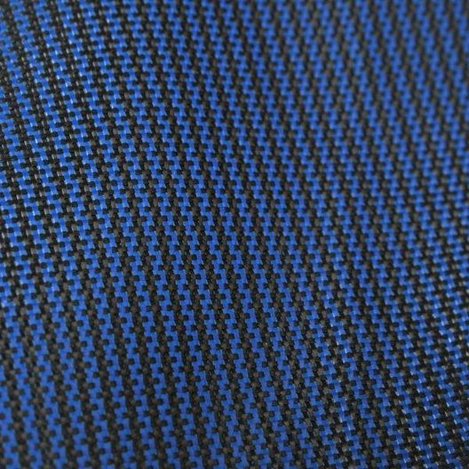 16' x 40' Rectangle Safety Cover with Right Side Step, Blue 12-Year Mesh