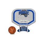 Orlando Magic NBA Pro Rebounder Poolside Basketball Game