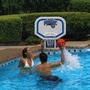Orlando Magic NBA Pro Rebounder Poolside Basketball Game