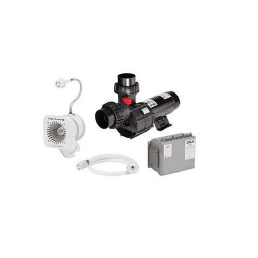 Badu Stream II Swim Jet System with GFCI Control Box (Package A)